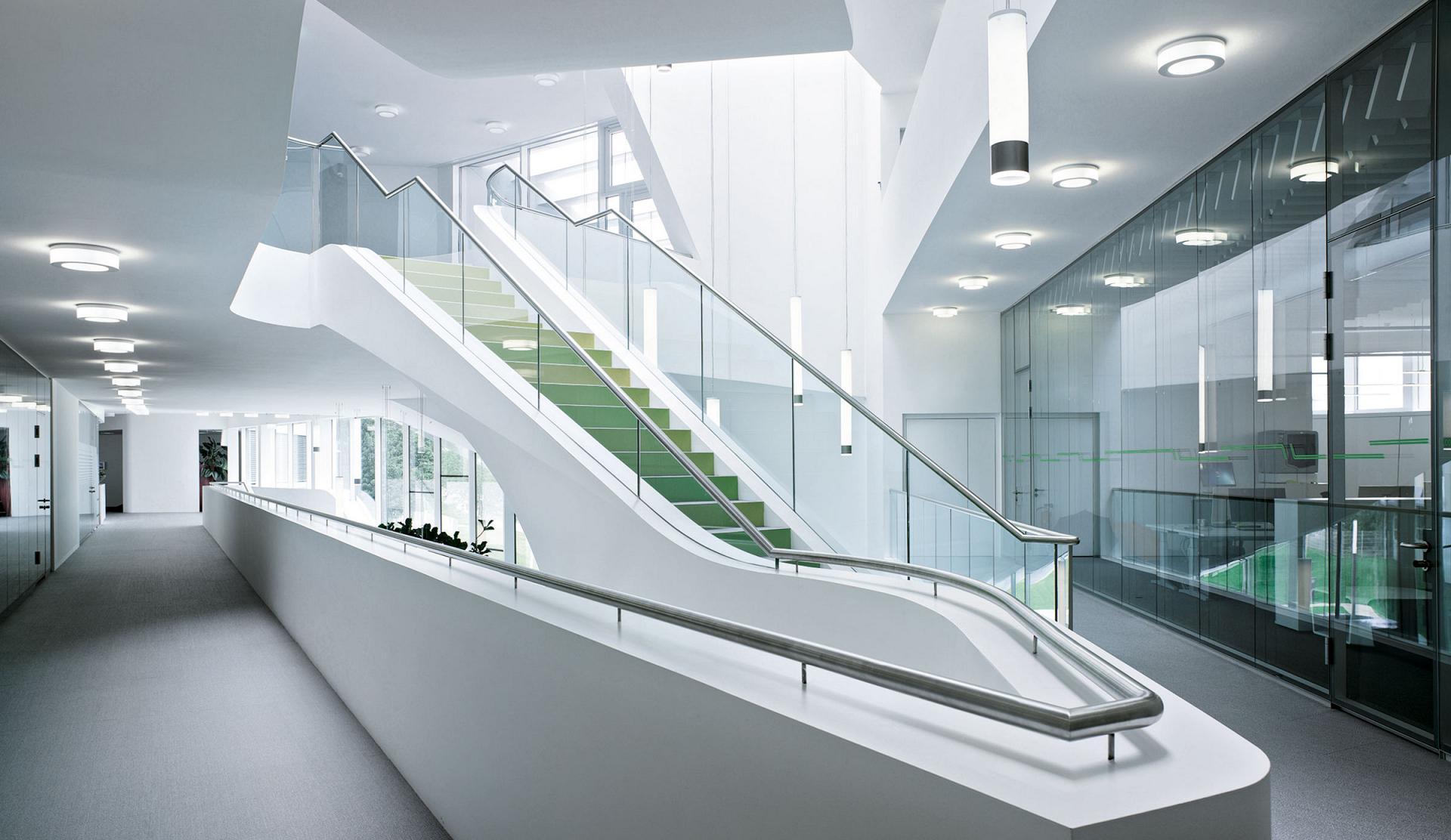 Eingangsbereich-LED-Office-TRILUX